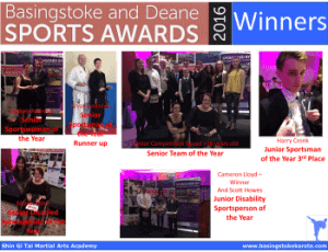 Basingstoke and Deane Sports Awards