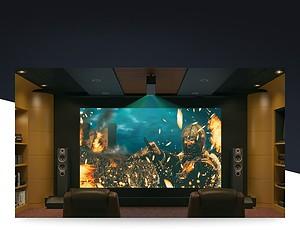 máy chiếu HD