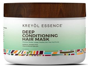 Kreyol Essence Hydrating Black Castor Oil Deep Conditioning Mask