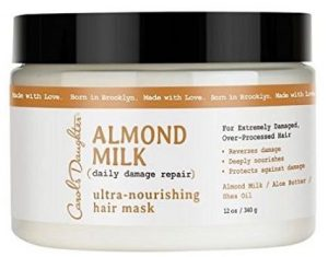 Carol's Daughter Almond Milk Daily Damage Repair Ultra Nourishing Hair Mask