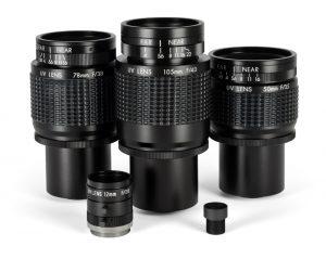 UV0635BCM-Ultraviolet Quartz Lens Assemblies