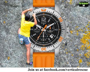 traser® H3 watch – the AVIATOR JUNGMEISTER