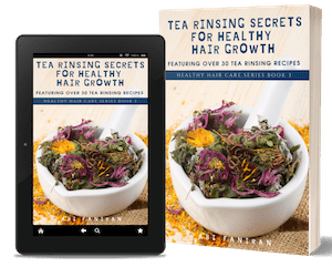 Tea Rinsing Secrets for Healthy Hair Growth Cover smaller