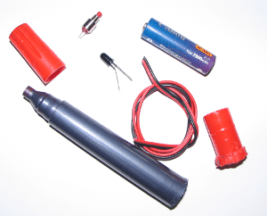 Fabriquer un TBI et le stylo infrarouge