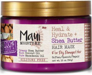 Maui Moisture Heal & Hydrate Hair Mask Review