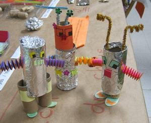 Tube Robots