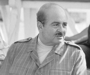 Der Waffenhändler Adnan Khoshaggi