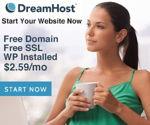 dreamhost special