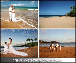 Maui Wedding Locations