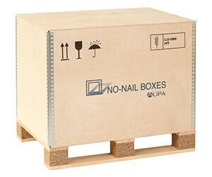 NO-NAIL BOXES : ISIBOX 61