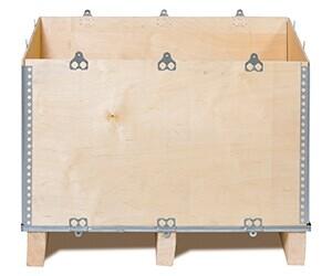 NO-NAIL BOXES : ISIBOX 66