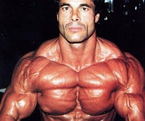 Strong Bodybuilder Franco Columbu