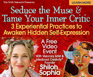 Seduce the Muse & Tame Your Inner Critic with Shiloh Sophia
