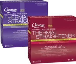 Quantum-Thermal-Straightener