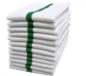 Microfiber All Purpose Ribbed Terry Bar Mop Towel