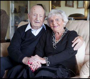 Gift eldre par får NIE ANTALL