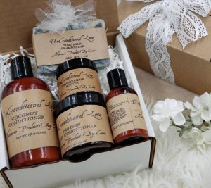 Unconditioned Love by C Natural Hair Gift Set