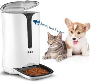 distributeur de croquette chat et chien puppy kitty sans caméra