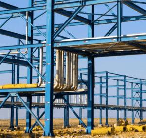 Modular Pipe Rack System