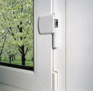 Einbruchschutz Fenster - ABUS 244902 Fensterschloss Typ FAS101 W EK
