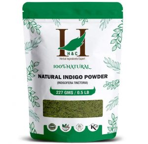 H & C Natural Indigo Powder