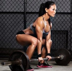 Deadlift Chick