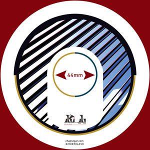 لیبل سی دی 44 میل