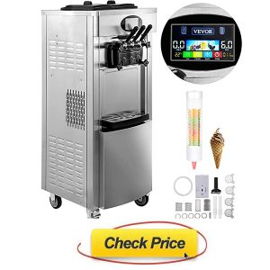 best commercial soft serve ice cream machine