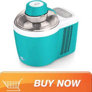Costway 2.1-Quart Ice Cream Maker