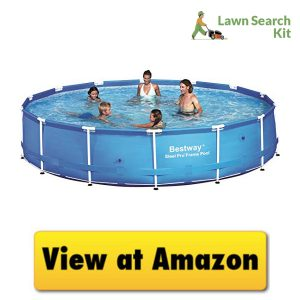 inflatable above ground pool