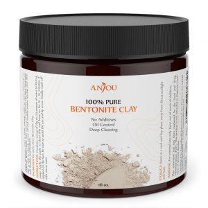 Anjou 100% Pure Indian Healing Clay