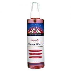 Heritage Store Lavender Flower Water