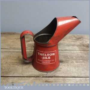 Kenneth Thelwall Ltd of Doncaster Oil Can