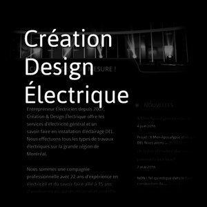Design-Elec-feature Adler Web Design-Montreal website designer
