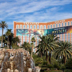 Hotel Treasure Island Las Vegas