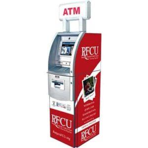 Tranax C4000 Custom SharkSkin ATM Wrap