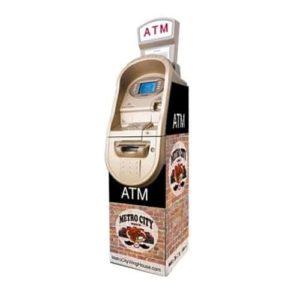 Tranax 1500 Custom SharkSkin ATM Wrap