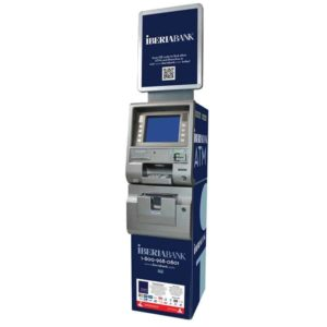 Hyosung NH5050 Custom SharkSkin ATM Wrap