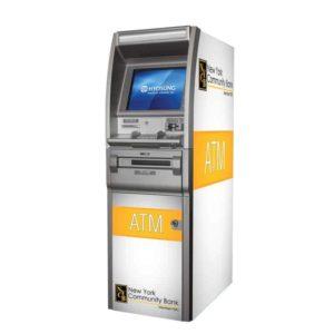 Hyosung 5600 Custom SharkSkin ATM Wrap