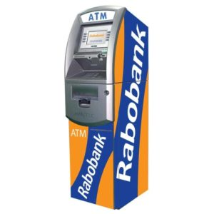 Hantle 1700 Custom SharkSkin ATM Wrap