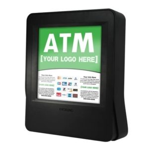 Custom NH2700 ATM Graphic Topper Insert