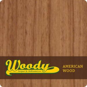 Woody ATM Wrap American Wood