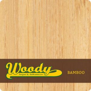 Woody ATM Wrap Bamboo