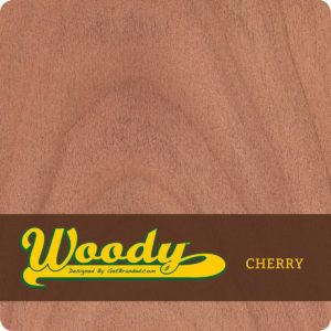 Woody ATM Wrap Cherry