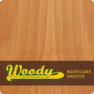 Woody ATM Wrap Mahogany Smooth