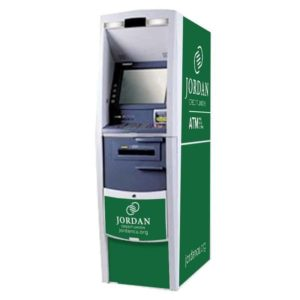 Diebold Opteva 520 Custom ATM Graphic Wrap