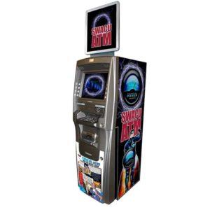 Hyosung MX5300XP Level 1 Custom SharkSkin ATM Wrap