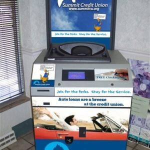Cummins Jetsort 6693 Self Serve Coin Counter