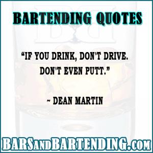 bar quotes drive putt
