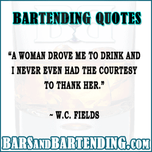 bar quotes drove to drink